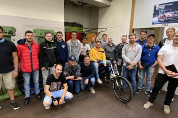Start der neuen Technikerklasse
