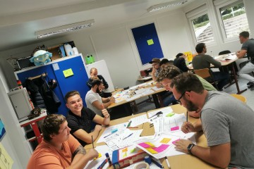 Workshop für die Techniker